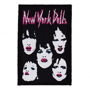 New York Dolls - Band (Patch)