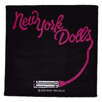 New York Dolls - Lipstick (Patch)