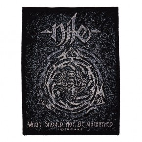 Nile - What Should Not Be Unearthed (Patch)