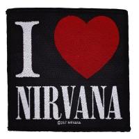 Nirvana - I Heart Nirvana (Patch)