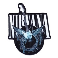 Nirvana - Guitar Shaped (Patch)