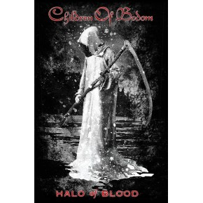 Children Of Bodom - Halo Of Blood (Textile Poster)