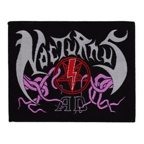 Nocturnus AD - Logo (Patch)