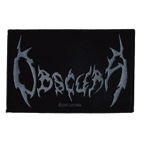 Obscura - Logo (Patch)