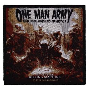 One Man Army - 21st Centuary Killing Machine (Patch)