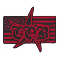 Children Of Bodom - Embroidered Flag (Patch)