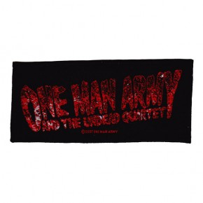 One Man Army - Logo (Patch)