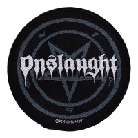 Onslaught - Pentagram (Patch)