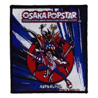 Osaka Popstar - American Legends Of Punk (Patch)