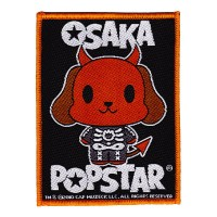 Osaka Popstar - Skeledog (Patch)