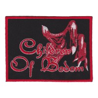 Children Of Bodom - Embroidered Hand (Patch)