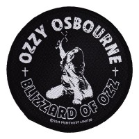 Ozzy Osbourne - Blizzard Of Ozz (Patch)
