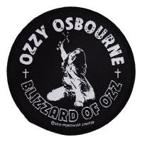 Ozzy Osbourne - Blizzard Of Ozz (Patch)
