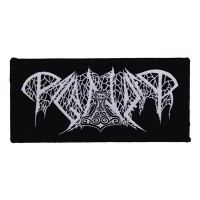 Paganizer - Logo (Patch)