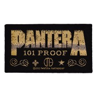 Pantera - Whiskey Label (Patch)