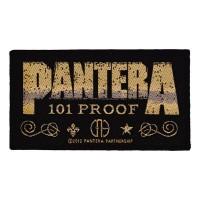 Pantera - Whiskey Label (Patch)