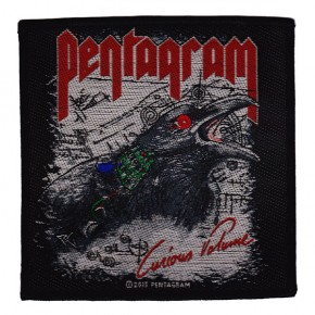 Pentagram - Curious Volume (Patch)