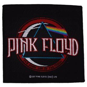 Pink Floyd - Distressed Dark Side (Patch)