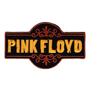 Pink Floyd - Embroidered Logo (Patch)