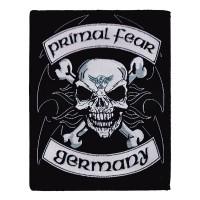 Primal Fear - Biker (Patch)