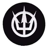 Prong - Embroidered Logo (Patch)