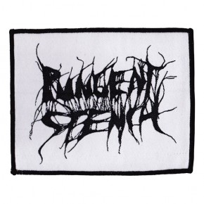 Pungent Stench - Black Logo (Patch)