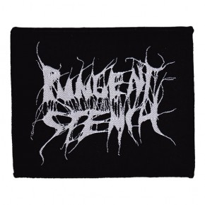 Pungent Stench - White Logo (Patch)