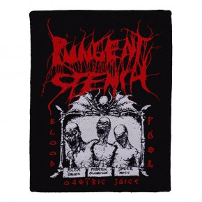 Pungent Stench - Blood Pus & Gastric Juice (Patch)