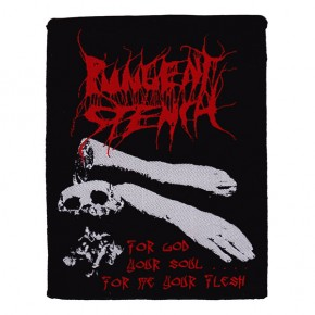 Pungent Stench - For God Your Soul (Patch)