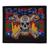 Pantera - Rebel Fire (Patch)