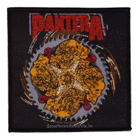 Pantera - Skull Saw (Patch)