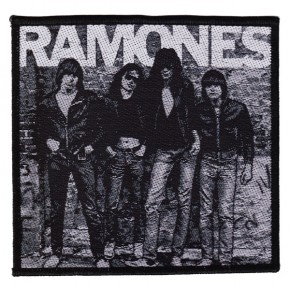 Ramones - Band '76 (Patch)
