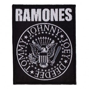 Ramones - Classic Seal (Patch)