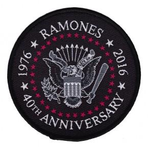 Ramones - 40th Anniversary (Patch)
