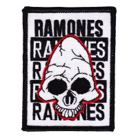 Ramones - Pinhead Embroidered (Patch)