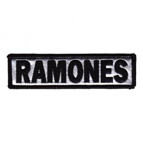 Ramones - Logo Embroidered (Patch)