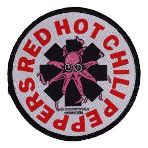 Red Hot Chili Peppers - Octopus (Patch)