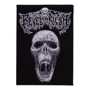 Revel In Flesh - Skull (Patch)