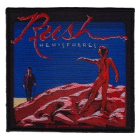 Rush - Hemispheres (Patch)