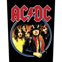 ACDC - Highway To Hell (Backpatch)