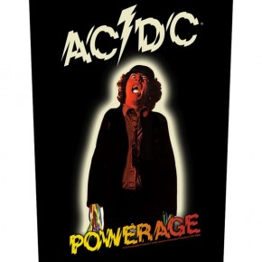 ACDC - Powerage (Backpatch)