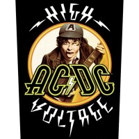 ACDC - High Voltage (Backpatch)