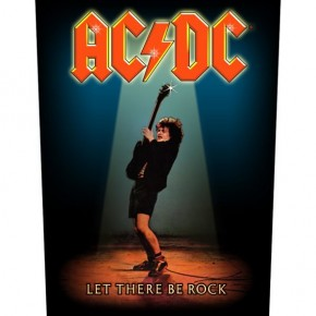 ACDC - Let There Be Rock (Backpatch)