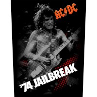 ACDC - '74 Jailbreak (Backpatch)