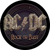 ACDC - Rock Or Bust (Backpatch)