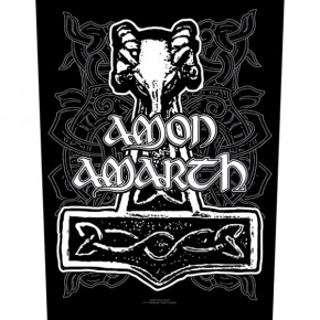 Amon Amarth - Hammer (Backpatch)