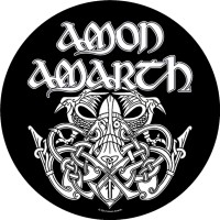 Amon Amarth - Odin (Backpatch)