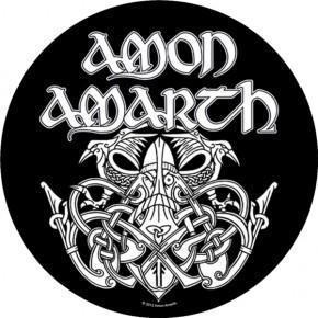 Amon Amarth - Odin (Backpatch)