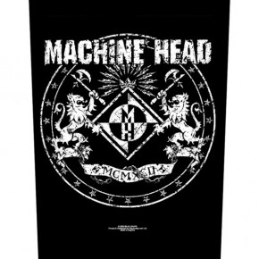 Machine Head - Crest (Backpatch)