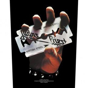 Judas Priest - British Steel (Backpatch)